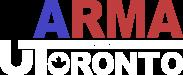 ARMA UToronto Student Chapter Logo